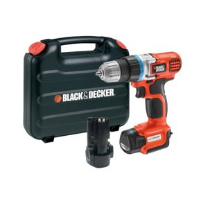 Máy khoan Pin Black & Decker EGBL108KB (10mm-10,8V)