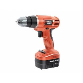 MÁY KHOAN PIN BLACK & DECKER EPC12K2 (12MM-12V)